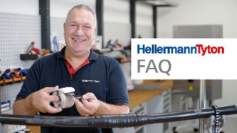 FAQ – Cable jacket repair? Our practical tip.